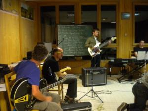 14 - stage musique Jazzonthepark