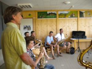 04 - stage musique Jazzonthepark