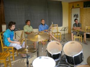 16 - stage musique Jazzonthepark