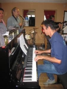 4 - stage de musique jazzonthepark
